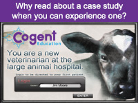 Why read about a case study when you can experience one? www.cogenteducation.com